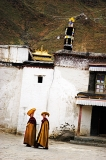 Tibet, Shigatse, Tashilhunpo monastery